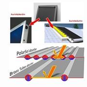 Системы солнечного нагрева воды, солнечные коллекторы PolarSol, гелиосистемы фото