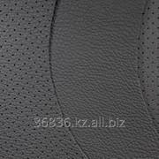 Экокожа Coventry Black/Perforated 040 фото