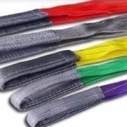 Строп текстильный СТП - 8 ленточный, петлевой фото