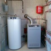 Отопление в частных домах фото