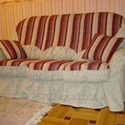 Пошив мебельных чехлов и покрывал фото