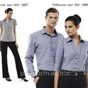 Рубашка мужская, арт. 004-0888 фото