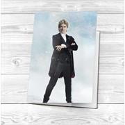 Обложка на паспорт Доктор Кто, Doctor Who №1 фото