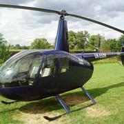 Вертолёт Робинсон-44 фото