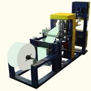 Станок для производства столовых салфеток, производство салфеток, станок, станок для изготовления салфеток фото