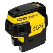 """Лазерный построитель 3-х точечных проекций """"Stanley SLP3"""" 1-77-318 фото"""