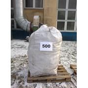 Брикет топливный биг-бэг 500 кг (фасованный) фото