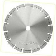 Алмазный диск по бетону-сегмент. 230х22.22 фото