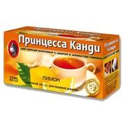 Чай Канди Лимон 1,5х25х32 single арт 0682-32 фото