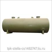 Емкость подземная с подогревом ЕПП-40-2400-900 фото
