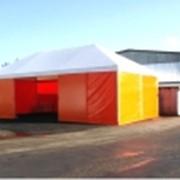Тентовые конструкции (павильоны, шатры, навесы) фото