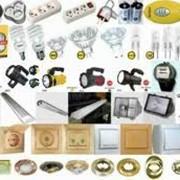 Электротехнические товары фото