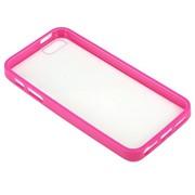 Чехол для Iphone 5 с прозрачной задней крышкой 1 фото
