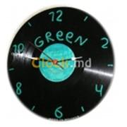 Цветные часы фото