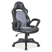 Кресло компьютерное Signal Q-115 (серый) фото
