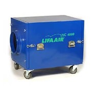 Вакуумные установки для очистки систем вентиляции Lifa Hepa Clean 4000 фото
