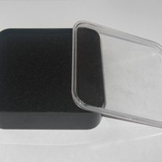 Футляр пластиковый для медали фото