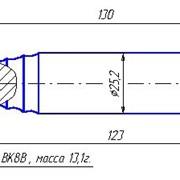 Горный резец РКС-1 фото