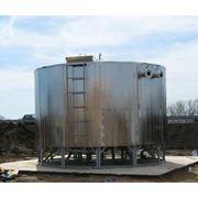 Зачистка донных отложений резервуаров объемом от 5 до 50 000 куб. м фото