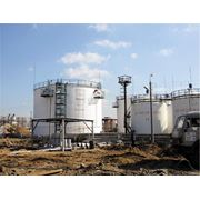 Предлагает услуги по зачистке подземных и наземных (АБП РВС РГС емкостью от 5 м³) резервуаров механическим и гидроструйным методом. фото