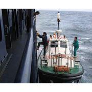 Лоцманская проводка судов фото