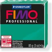 Fimo Professional 85 гр. цвет Зеленый фото