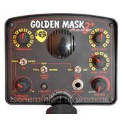 Грунтовый металлоискатель Golden Mask 3+ фото