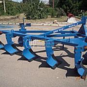 Плуг навесной пятикорпусный марки ПСКу 5 фото