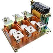Поставка общепромышленных низковольтных вакуумных контакторов серии КВн. Небольшие габаритные размеры и малая масса. Повышенный ресурс работы. Собственное производство. Сертифицированы в Украине. фото