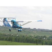 Самолет Lilienthal Лилиенталь сверхлегкий Х-32 и Х-32-912 в трех вариантах исполнения: базовый учебно-тренировочный и сельскохозяйственный фото