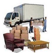 Перевозка домашних вещей до 3т. фото