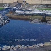 Обустройство водоемов и ручьев №7 фото