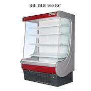Пристенная холодильная витрина гастрономическая Вилия 100 ВС фото
