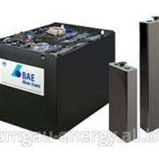 Батареи свинцово-кислотные тяговые фото
