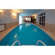 Зеленый туризм для VIP персон отдельный коттедж 3 спальни сауна бассейн в туристическом комплексе БРЕЧ фото