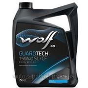 Масло Wolf 15w40 1л. Guard tech фото