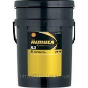 Shell Rimula R3 X 15w-40 20л фото