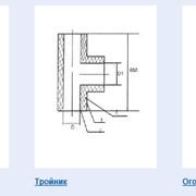 Вентиляция Вентиляция для газовых систем (АГВ, Колонки) Вентиляция с двойным контуром фото