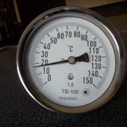 Термометры биметаллические Ду63мм ; 100мм фото