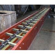 Транспортеры (конвейеры) цепные (скребковые) фото