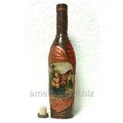 Декоративные бутылки 0.5 л Мамай для подарка или интерьера фото