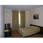 1 комнатный 2-х местный номер - 350 грн.(июль-август 400грн.) фото