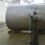Гидропескоструйная очистка в Санкт-Петербурге фото