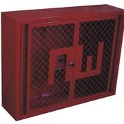 Шкаф пожарный для внутренних пожарных кранов фото