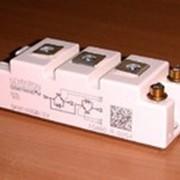 Модуль IGBT Semikron чип V-IGBT SKM100GB12V фото