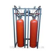Модуль газового пожаротушения МГП фото