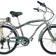 Электровелосипед СИБВЕЛЗ e-320 фото