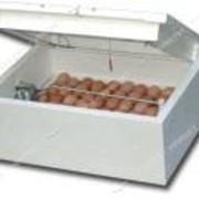 Инкубатор ИБ Наседка 100 яиц ламповый с мех. переворота №873476 фото