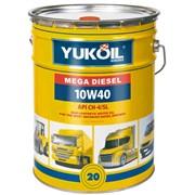 Масло UKOIL MEGA DIESEL 10W-40 фото