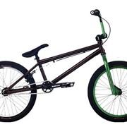 """Велосипеды Intense Clutch 20"""" BMX зелено-коричневый фото"""